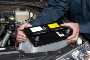 Find a battery for your vehicle