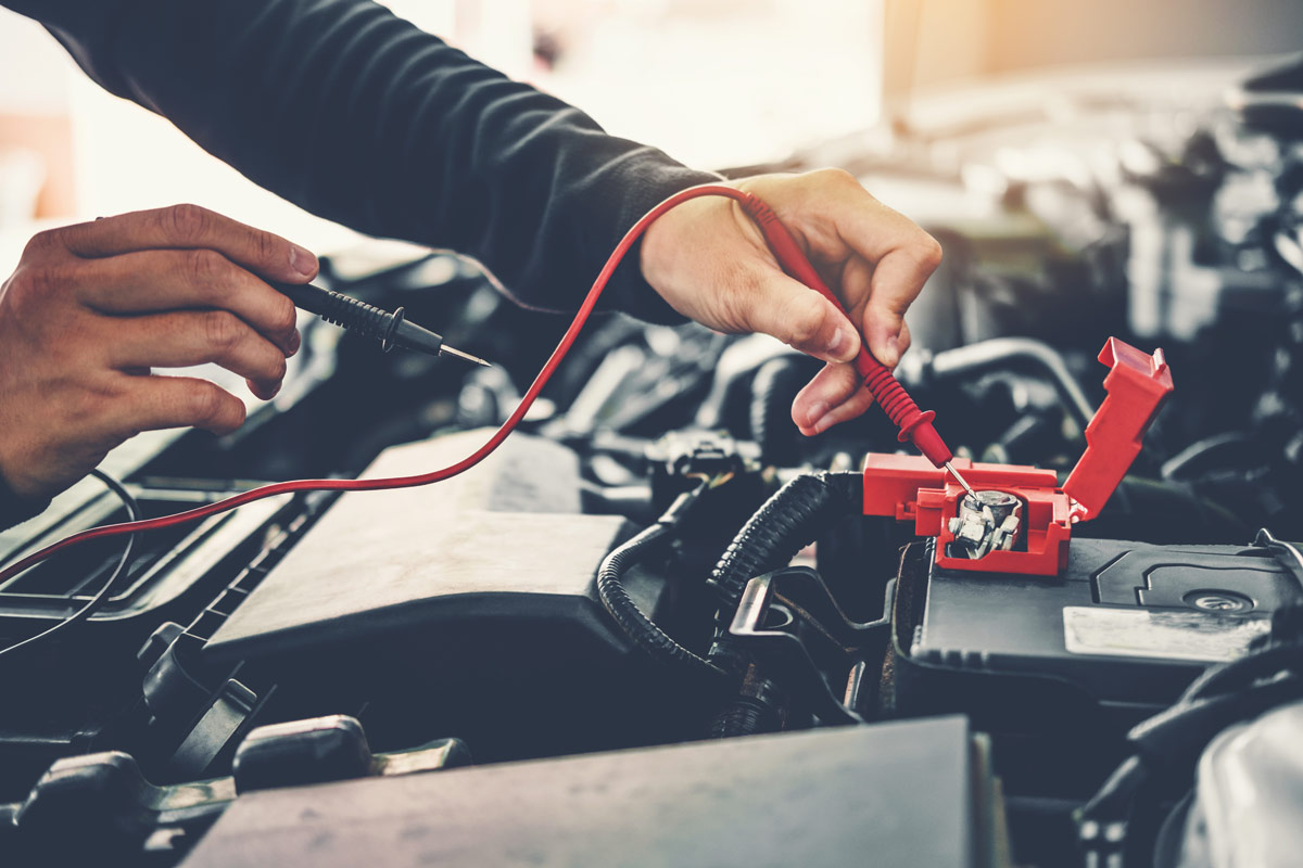 Car battery replacement Sydney